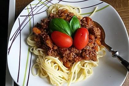 Die echte Sauce Bolognese 46