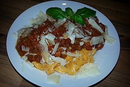 Die echte Sauce Bolognese 135