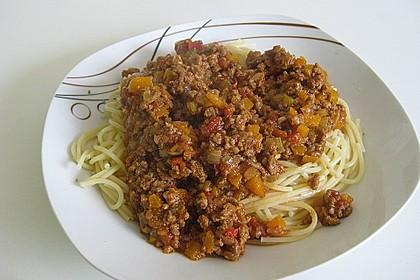 Die echte Sauce Bolognese 41