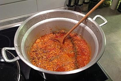 Die echte Sauce Bolognese 112