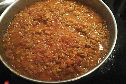Die echte Sauce Bolognese 141