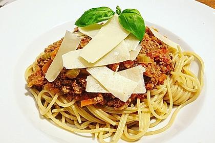 Die echte Sauce Bolognese 5
