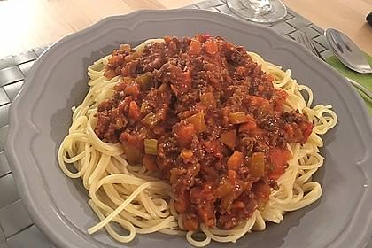 Die echte Sauce Bolognese 28