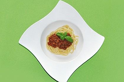 Die echte Sauce Bolognese 18
