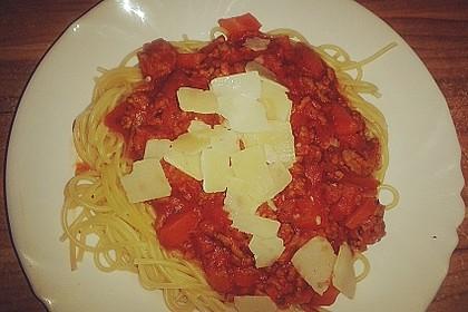 Die echte Sauce Bolognese 91