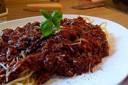 Die echte Sauce Bolognese 23