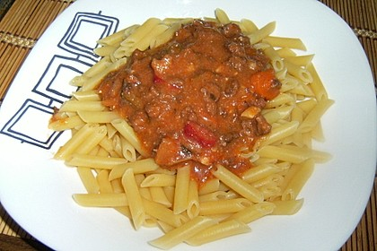 Die echte Sauce Bolognese 176