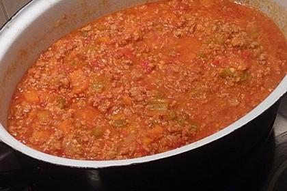 Die echte Sauce Bolognese 105
