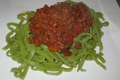 Die echte Sauce Bolognese 50