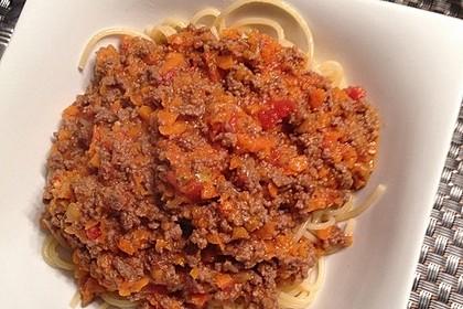 Die echte Sauce Bolognese 97