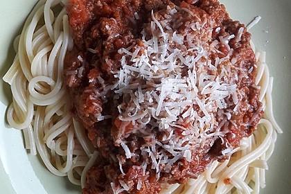 Die echte Sauce Bolognese 70