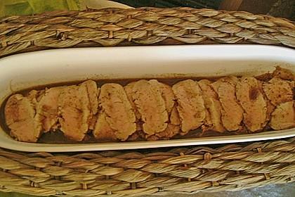 Schweinefilet in Balsamico - Sauce 13