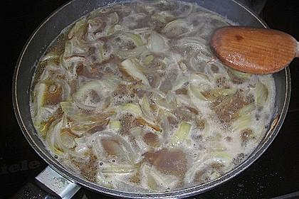 Schweinefilet in Balsamico - Sauce 15