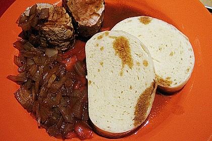 Schweinefilet in Balsamico - Sauce 11