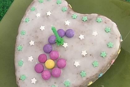 Grundrezept für Kuchen und Muffins 71