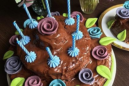 Grundrezept für Kuchen und Muffins 75
