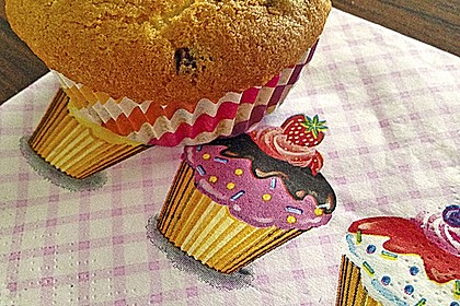 Grundrezept für Kuchen und Muffins 91