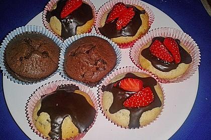 Grundrezept für Kuchen und Muffins 45