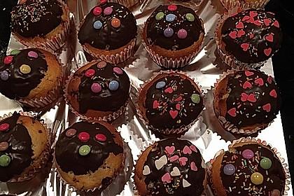 Grundrezept für Kuchen und Muffins 58