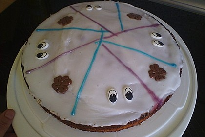 Grundrezept für Kuchen und Muffins 85