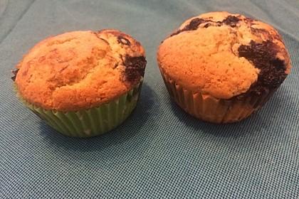 Grundrezept für Kuchen und Muffins 55