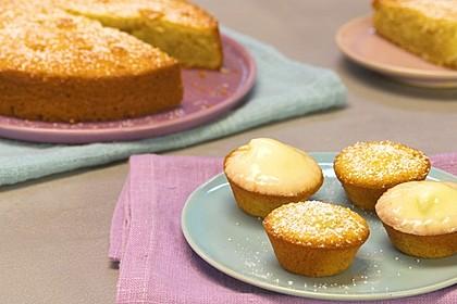 Kuchen als muffins backzeit