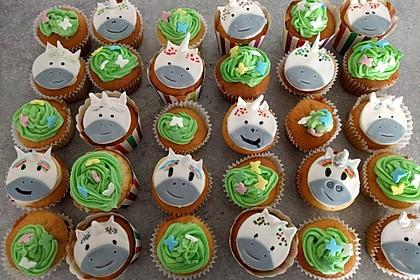 Grundrezept für Kuchen und Muffins 9