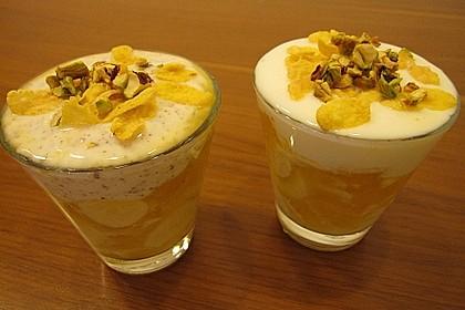 Bananensalat mit Zimtjoghurt 7