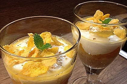 Bananensalat mit Zimtjoghurt 8