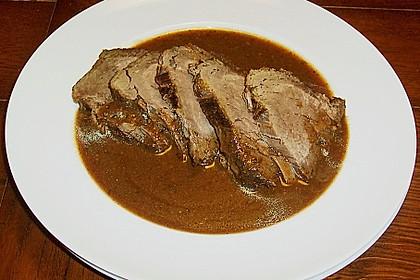Unterfränkischer Sauerbraten 1