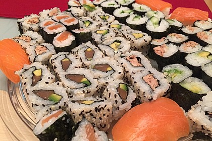 Sushi Variationen 57
