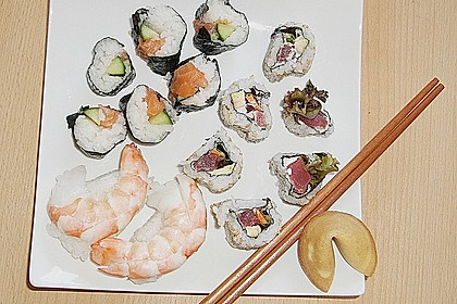 Sushi Variationen 64