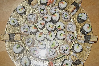 Sushi Variationen 50