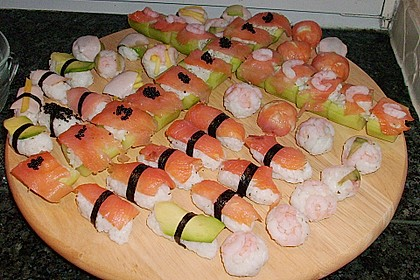 Sushi Variationen 16