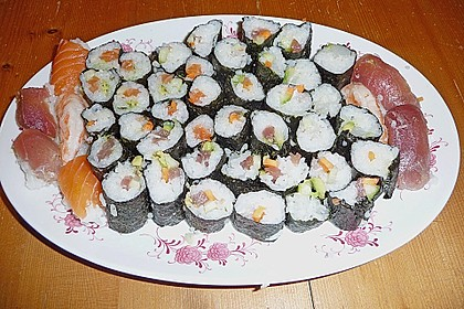 Sushi Variationen 61
