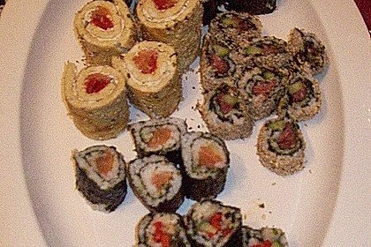 Sushi Variationen 70
