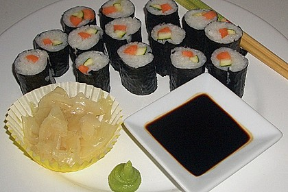 Sushi Variationen 31