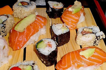Sushi Variationen 27