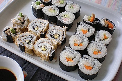 Sushi Variationen 24
