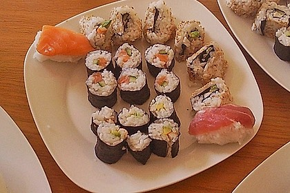 Sushi Variationen 58