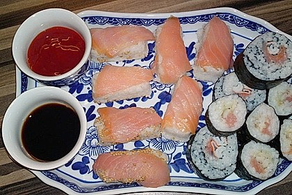 Sushi Variationen 47