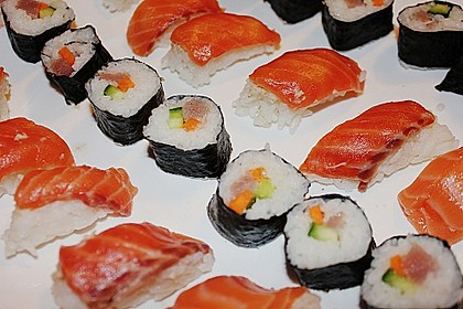 Sushi Variationen 29