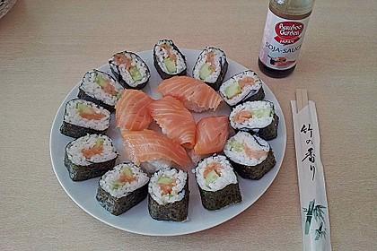Sushi Variationen 15