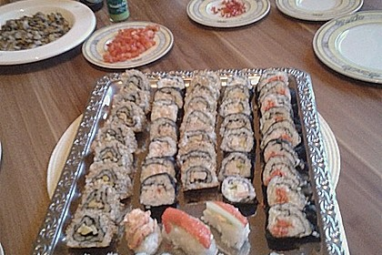 Sushi Variationen 60