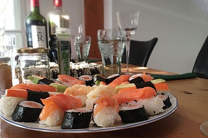 Sushi Variationen 22