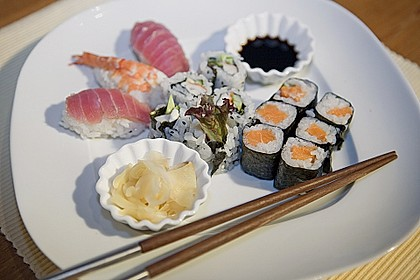 Sushi Variationen 13