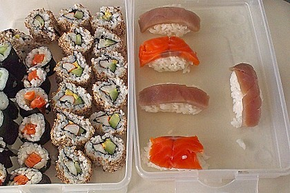 Sushi Variationen 36