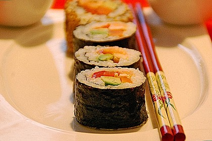 Sushi Variationen 4