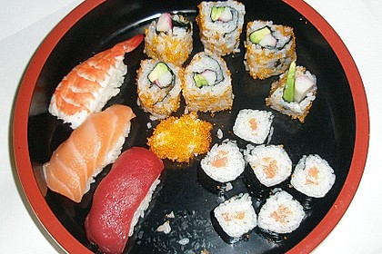 Sushi Variationen 30