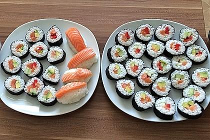Sushi Variationen 5